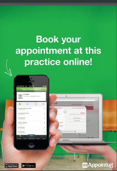 Online Appointments | Erskineville Doctors
