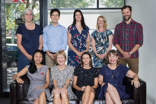 Core team of doctors at Erskineville Doctors